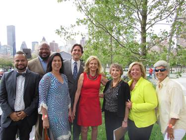 "On Saturday, August 5, 2017 Assembly Member Seawright attended the Cornell Tech Community Day to acknowledge the role that neighbors and the university's leadership have played in bringing Cornell Tech to Roosevelt Island. Dean Dan Huttenlocher welcomed everyone to the campus and Cornell Tech staff, students and professors were introduced to Roosevelt Island with the guidance of Roosevelt Island Historical Society President Judy Berdy.<br /><br />Speakers reflected on the years of meetings and residents' input that went into planning how Cornell Tech would fit into our community. <strong>Seawright said</strong>, ""I want offer my appreciation to all who worked on making what once was only a vision, a reality and a world-class academic institution. Thank you to Dean Dan Huttenlocher, Director of Capital Projects Andrew Winters, and to the Cornell Tech staff who worked hard every day to make this a seamless transition for our neighbors. Roosevelt Island Residents Association and Roosevelt Island Community Collaborative Coalition, the Roosevelt Island Historical Society and to our RIOC CEO Susan Rosenthal and the RIOC Board Members. It is because of the great collaborative spirit of Roosevelt Islanders that this day has arrived for the community to embrace the partnership between Cornell University and the Jacobs Technion-Cornell Institute which will provide academic support and programs for scholars, future tech-leaders interested in making their mark in the field.""<br />"