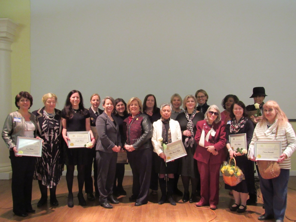 Seawright hosts 4th Annual Women's History Month Celebration honoring 15 women in our community<strong>.</strong>