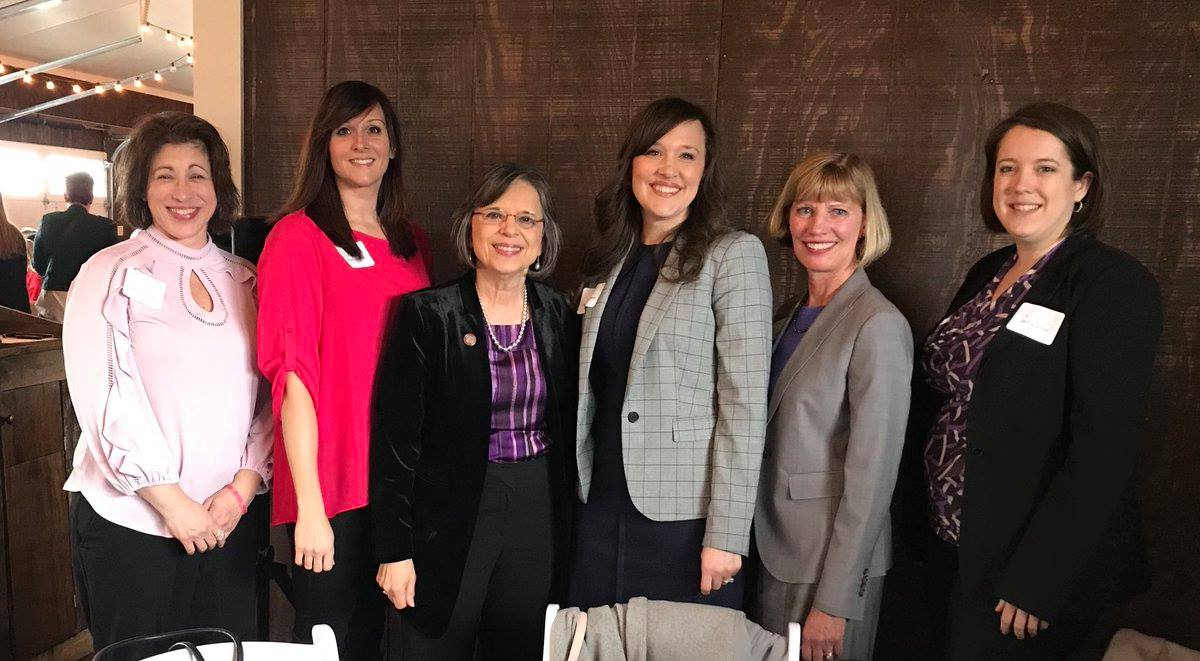 April 19, 2018 – Broome Women Lead, a group organized by Assemblywoman Lupardo and the Greater Binghamton Chamber of Commerce to promote women's leadership in the community, launches with a sold